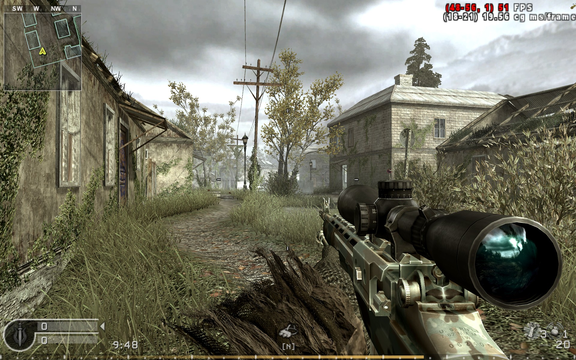 how to get more fov cod remastered